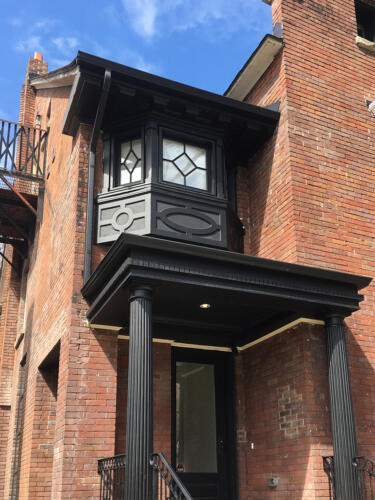 Toronto - After Restoration - Front Entrance